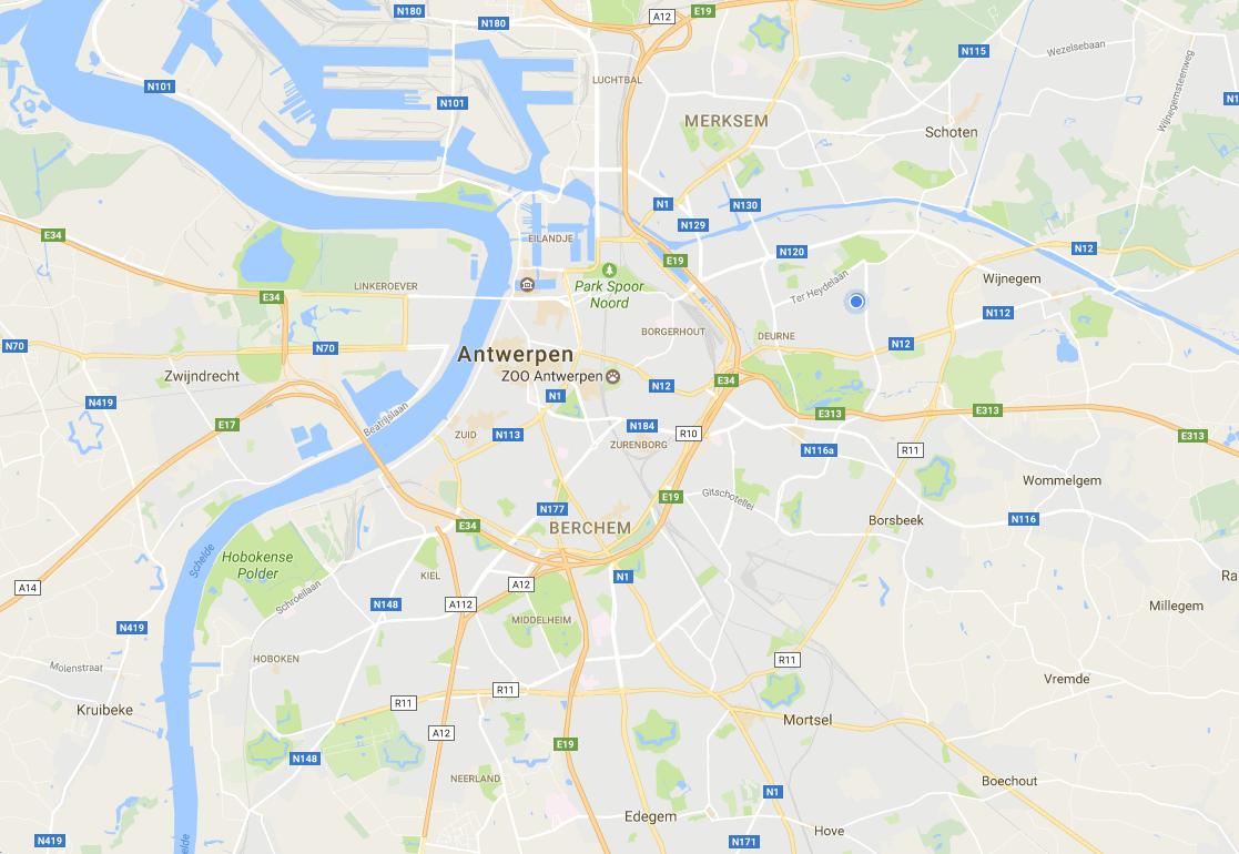 Regio thuisverpleging-Antwerpen