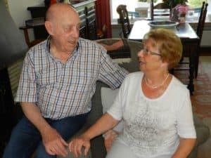Bob en Annie